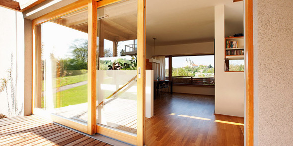 Manfred Meister empfiehlt HolzAlu-Fenster und Holzfenster von Katzbeck.